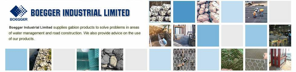 Gabion Bank Protection